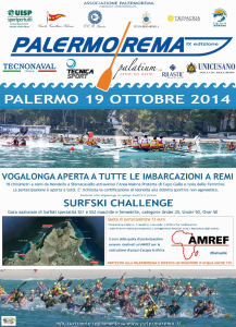 Locandina Palermorema 2014