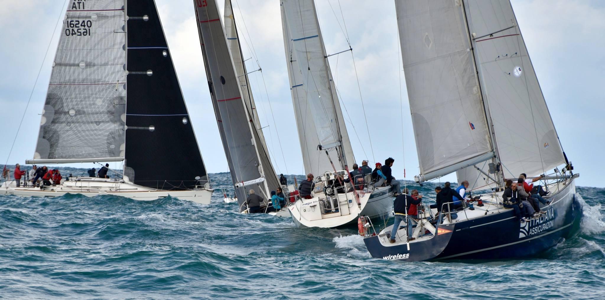 Classifiche della terza giornata di regata del Campionato Invernale del Sabato 2015