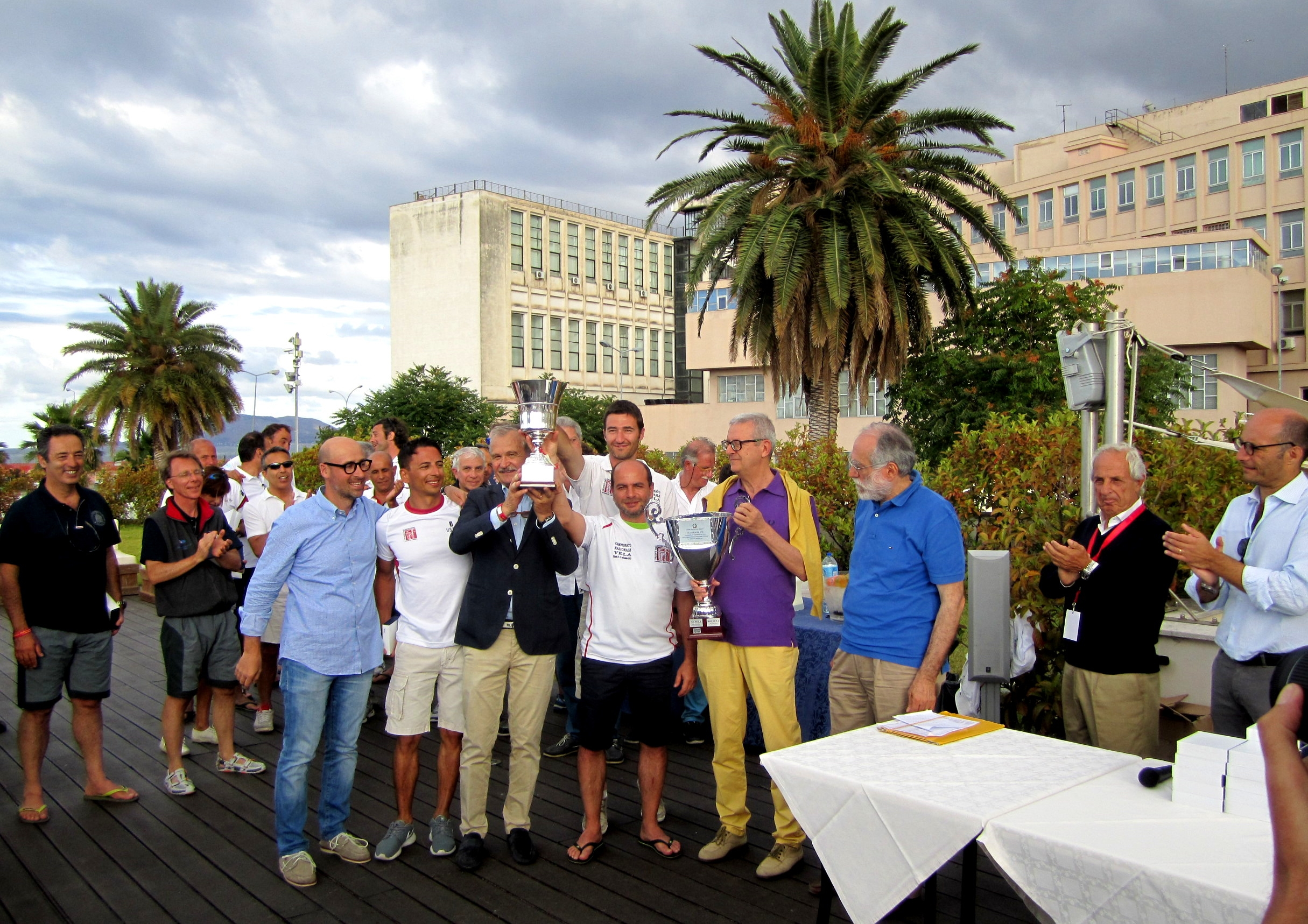 V Campionato Ordine degli Ingegneri: ANCONA 1^ CLASSIFICATA BATTERIA GOLD