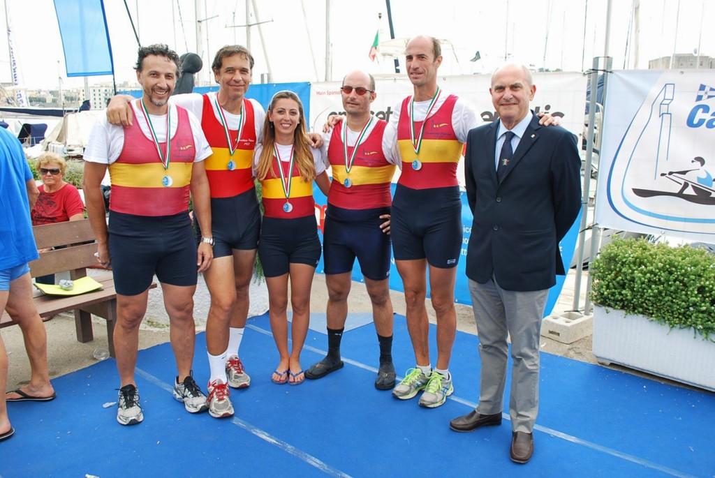 Coastal rowing: sabato 8 e domenica 9 i campionati italiani a Lignano