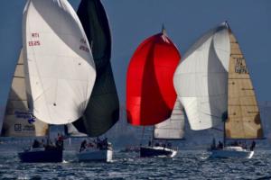 27° Campionato di Primavera – Classifiche della 1^ prova della regata a bastone