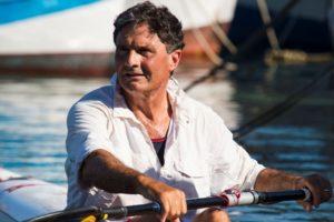 Marco Musicò conclude il suo viaggio in solitario in canoa