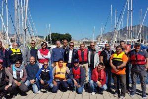 Corso di Istruttori di 1° Livello presso la Canottieri Palermo