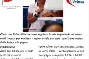 VENERDI' 8 FEBBRAIO INCONTRO CON LA PLURICAMPIONESSA PETRA KLIBA